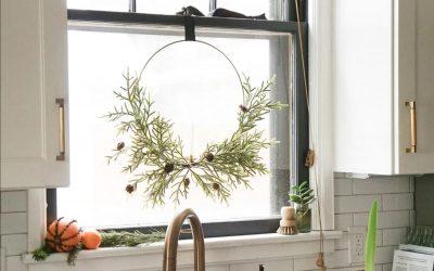 Deck the Windows: Holiday Design Inspo