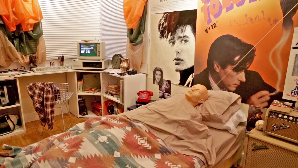 Recognize this iconic 80s bedroom? Even Ferris Bueller can't make mini blinds cool.