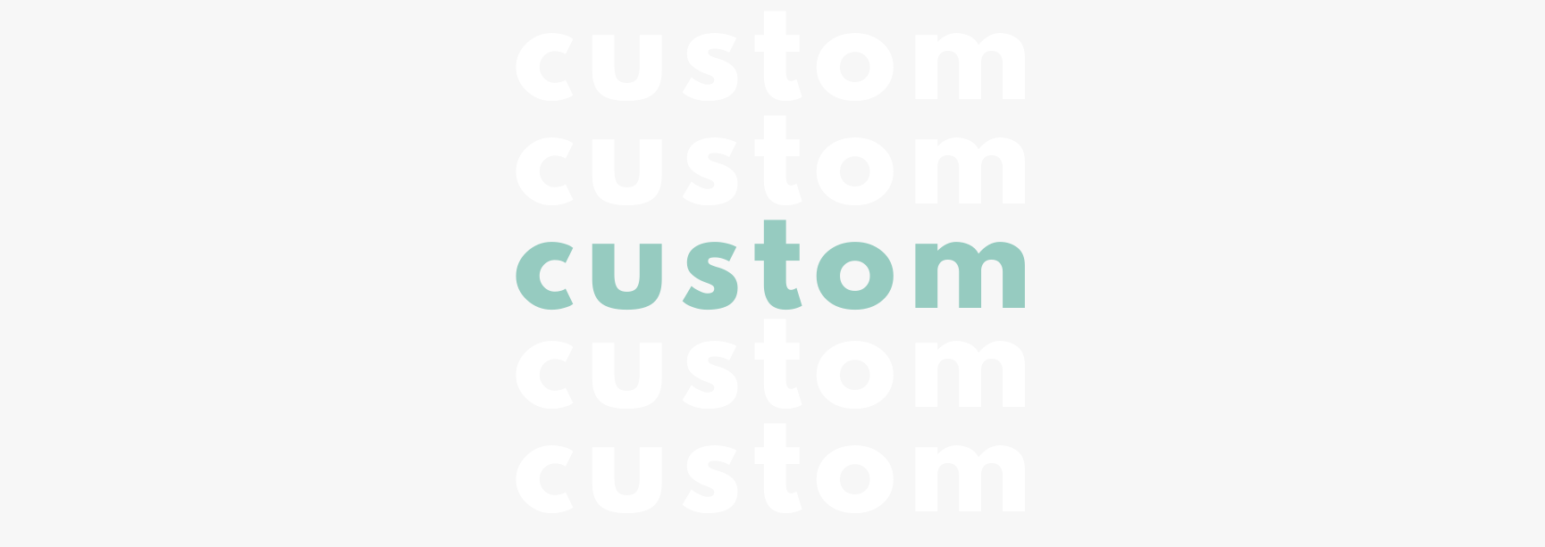 Meaning of Custom?