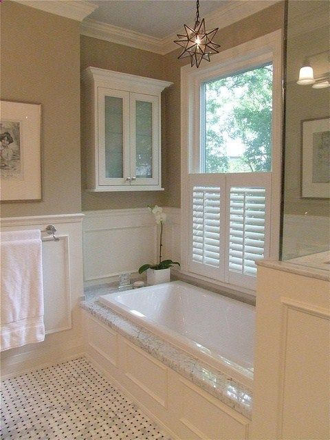 Plantation Shutters in Bathrooms 2