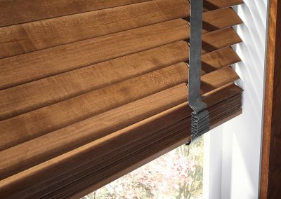 Custom Wood Blinds - Image 1