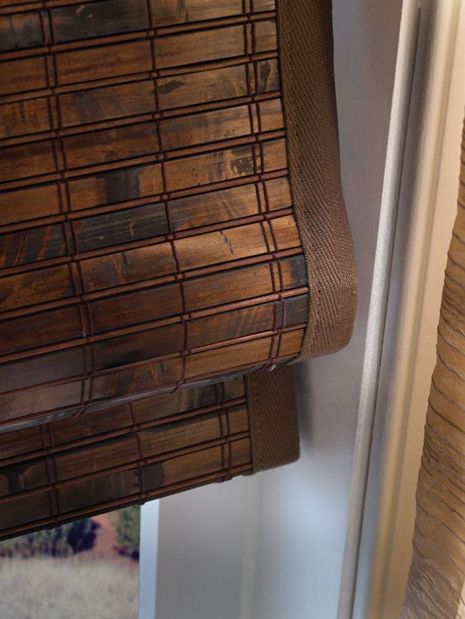Woven Wood Shades 2