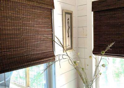 Custom Woven Wood Shades - Image