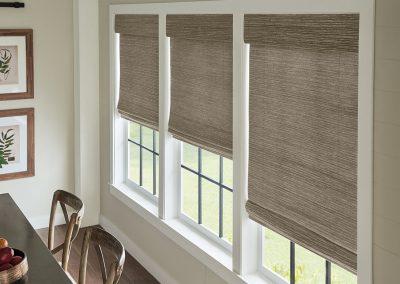 Custom Woven Wood Shades - Image 3