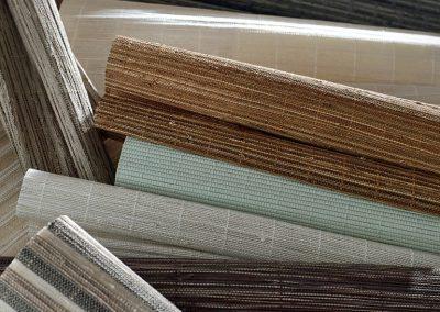 Custom Woven Wood Shades - Image 4