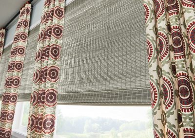 Custom Woven Wood Shades - Image 7