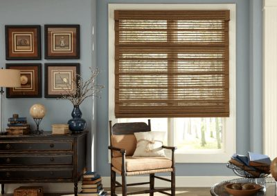 Custom Woven Wood Shades - Image 8